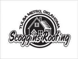 Scoggins Roofing logo