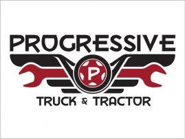 Progressive Truck Tractor logo