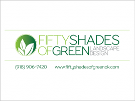 Fifty Shades of Green Landscape Design