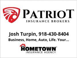 Patriot Insurance Broker Josh Turpin