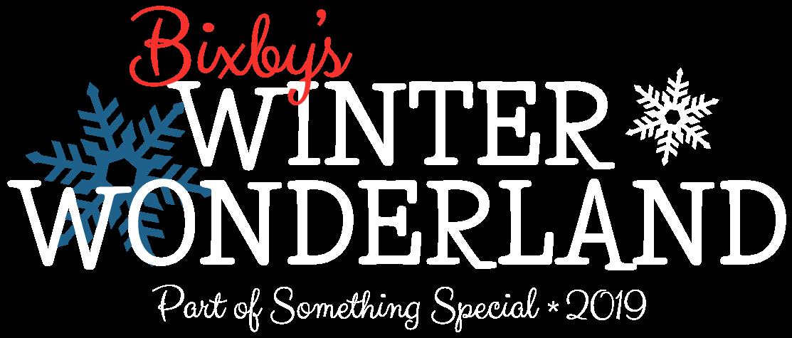 Bixby's Winter Wonderland