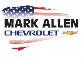 Mark Allen Chevrolet logo