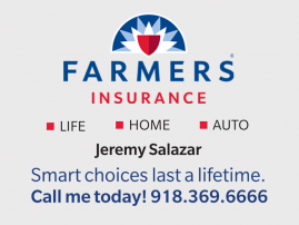 Jeremy Salazar - Farmers Insurance