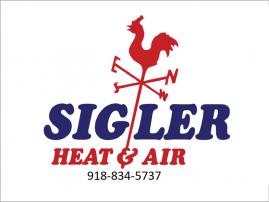 Sigler Heat and Air logo